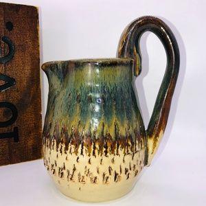 Handmade Glaze Pitcher Vase